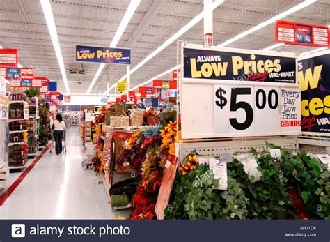 Always Low Prices sign Wal Mart supermarket Wal Mart New ...