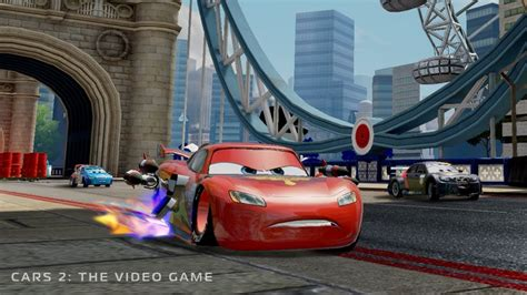 Cars 2 The Video Game Battle Race Xbox One Youtube