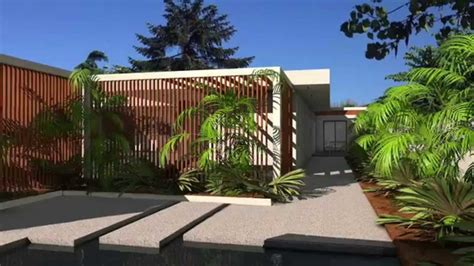 maison moderne d architecte maison contemporaine d architecte 224 parement pierres noires