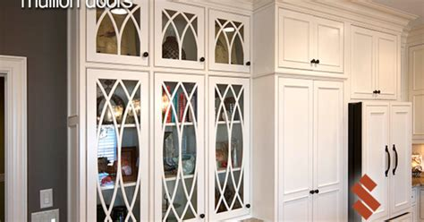 mullions for kitchen cabinets glass mullion choices showplace cabinetry