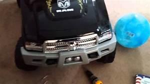 Ram 3500 Dually Kid Trax Custom Powerwheel