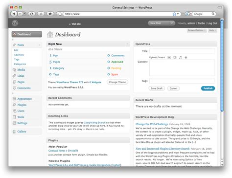 Playing With Wire » Open Source And Usability Joomla Vs