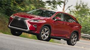 Review  Lexus Rx  More Love From Buyers Than The Media