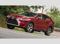 Review, Lexus RX More Love from Buyers than the Media