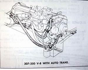 Chevy 350 Heater Hose Diagram  Diagrams  Auto Parts