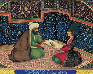 The Tale of Scheherazade   SPU Morocco Program Weblog