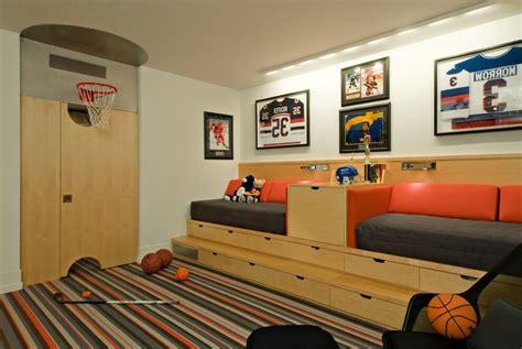 basketball bedroom decor 12 inspirational ideas for decorating basketball themed