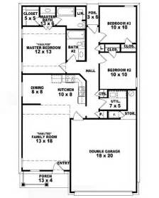 one story two bedroom house plans 653710 one story country style 3 bedroom 2 bath