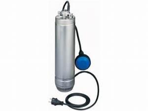 Pompe Eau Puit : pompe immerg e de puits 5 pour eau claire flygt holinox ~ Edinachiropracticcenter.com Idées de Décoration