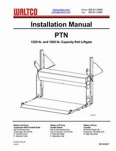 Maxon Lift Gate Parts Catalog