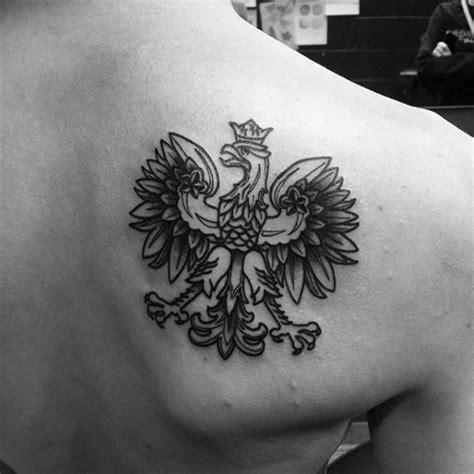 Polish Eagle Tattoo Designs