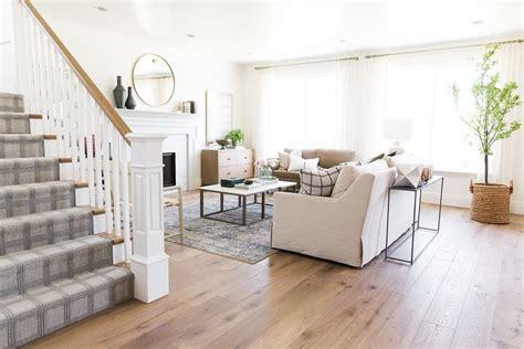 Modern Galley Kitchen Ideas - alta vista parade home tour with studio mcgee malibu hardwood floors