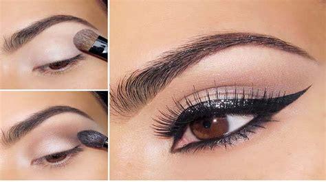 photo de maquillage tutoriel maquillage yeux de biche