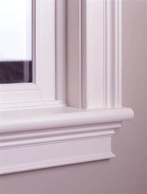 Window Sill Mouldings by Best 25 Interior Window Trim Ideas On How To