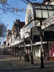 Lord Street Southport