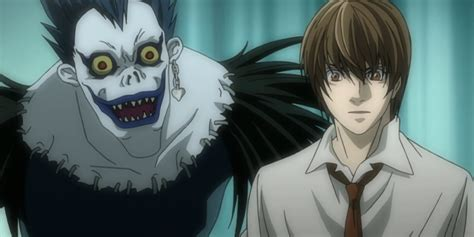 Anime Death Note Light Netflix Death Note Trailer Parody Screen Rant