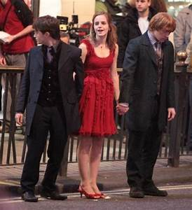 Harry Potter Costumes Mostly Hermione: Hermione Deathly ...