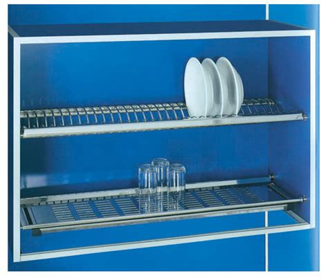 rak sudut stainless kokoh single fgv dish drip dryer