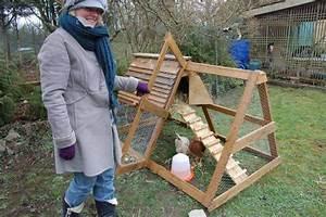 Construire Un Poulailler En Bois : plans du poulailler 2 modifications paperblog ~ Melissatoandfro.com Idées de Décoration