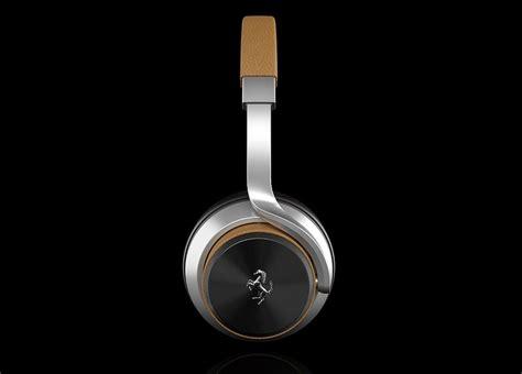ferrari  logic cavallino headphone collection