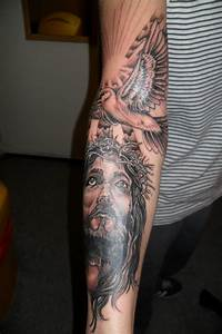 Religious Sleeve Tattoos Design Ideas for Men and Women ...