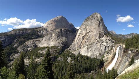 Nevada Fall Waterfall Yosemite National Park