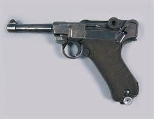 What Weapons Used in World War 1