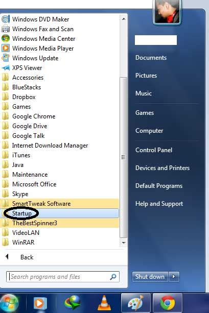How to Manage Startup Programs In Windows   LoadBytes
