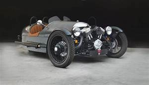 650-mile 2012 Morgan 3 Wheeler For Sale On Bat Auctions