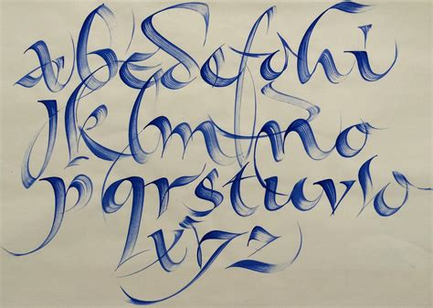 Wonderful Qi In Your Calligraphy Strokes Calligraphy