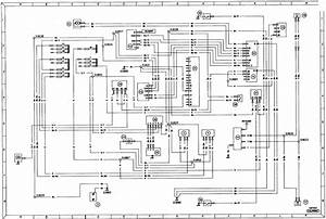 Diagram 3  Ancillary Circuits And Interior Lighting  P100