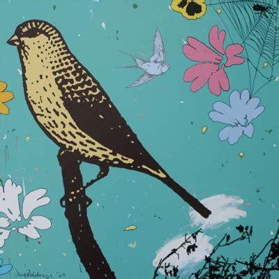 print & pattern: art