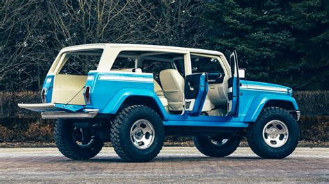 jeep surf jeep just re released a modern take on everyone s