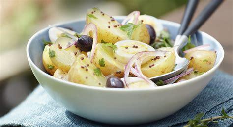 3 fr recettes de cuisine salade gourmande de pommes de terre grenaille