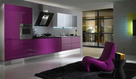 most modern kitchen design cocinas modernas en color violeta y p 250 rpura 7883