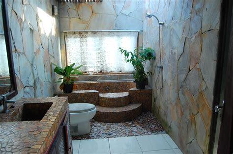 desain kamar mandi natural renovasi rumahnet renovasi