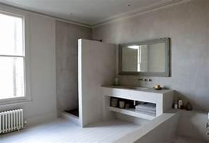 salle de bains quel revetement choisir travauxcom With revetement murs salle de bain