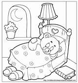Coloring Sleepover Bear Sleep Teddy Goodnight Pajama Invitations Slumber Printable Holidays Bed Tight Rocks Colorluna Bag Invitationsforsleepoverparty Quiet Perfect Sheets sketch template