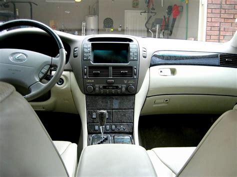 lexus ls430 interior image gallery 2006 ls 430 interior