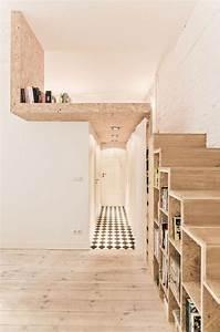 Hochbett Treppe Mit Stauraum : hochbett design erwachsene holzfaserplatten stufen wohnen und einrichten pinterest stufen ~ Sanjose-hotels-ca.com Haus und Dekorationen