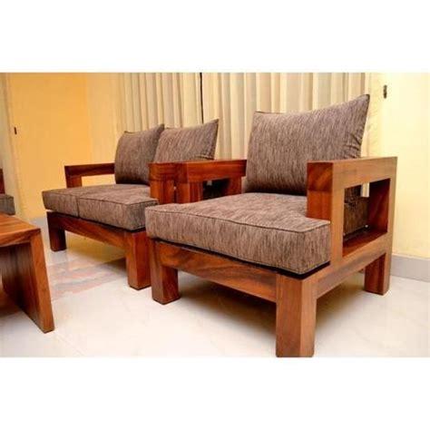 wooden settee designs brown teak wooden sofa rs 30000 set universal sofas