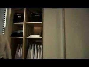 Frein De Porte : frein de porte coulissante d 39 armoire youtube ~ Melissatoandfro.com Idées de Décoration