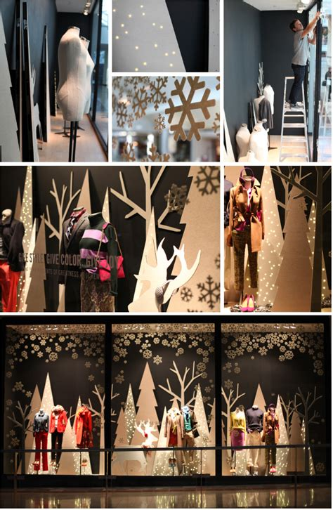 christmas shop window ideas j crew aficionada behind the holiday windows at j crew