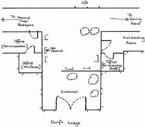 1 Layout Of The Reception At Swift Lodge