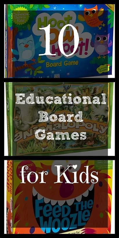 Games Board Educational Adult Idea Fun Play