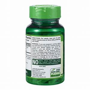 Nature U0026 39 S Truth Milk Thistle Seed Extract 1000 Mg  100 Count Milk Thistle