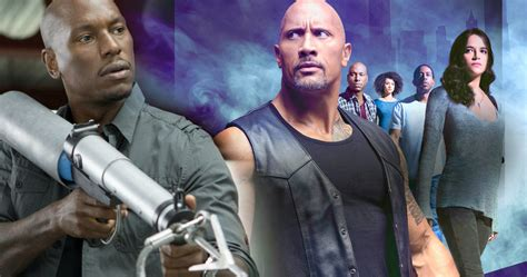 fast furious spin  feud  brewing  tyrese