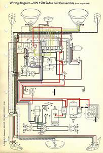 1967 Beetle Wiring Diagram