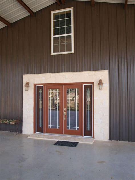 barndominium ideas story barndominium metal building homes house floor plans pole barn