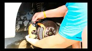 How To Replace Brake Pads 96 Honda Civic Easy